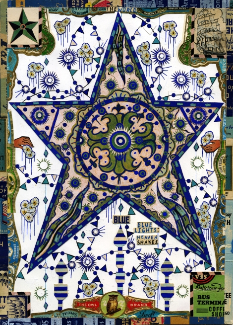 Star for a Blue Mosque