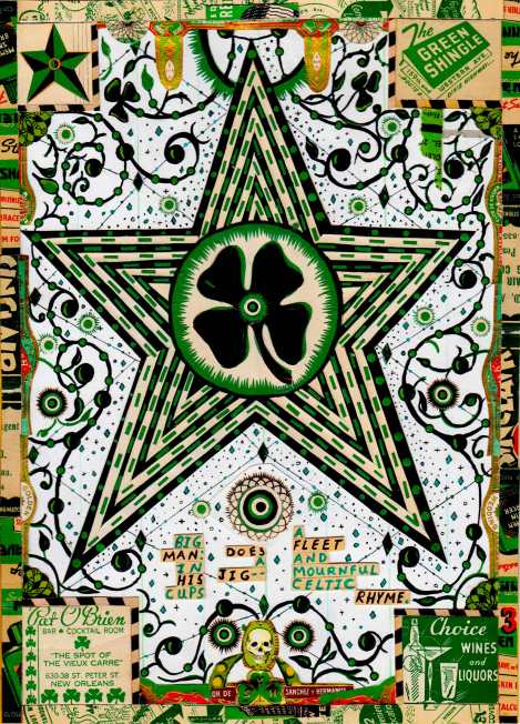 Star for my Black Irish Heart